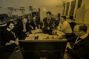 IoT-Innovationen entstehen durch kollektives Brainstorming