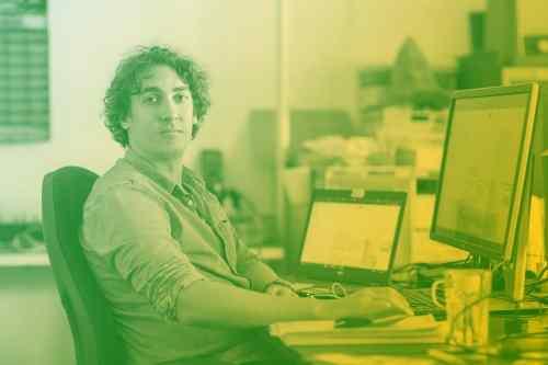 Werde Web-Designer beim IOX LAB