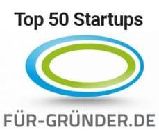 Top 50 Startup Logo