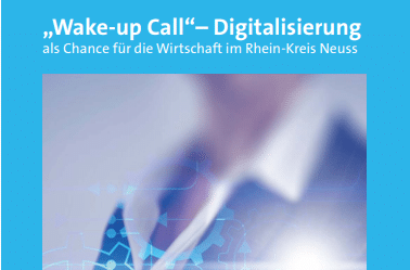 Wake up Call Digitalisierung