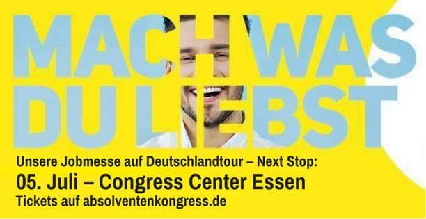 Absolventenkongress Staufenbiel IOX