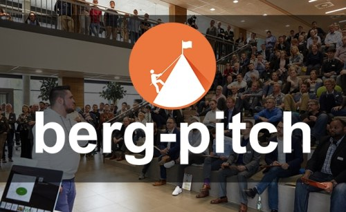 Berg Pitch Solingen Event Logo