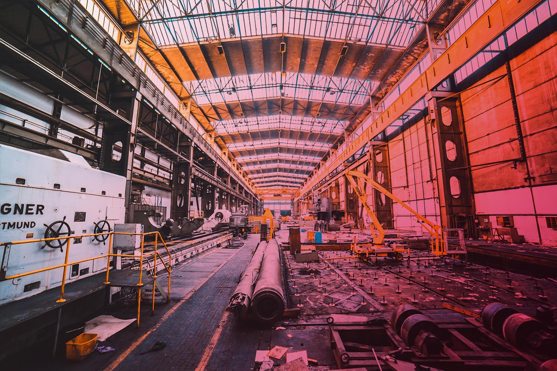 Zum Beitrag RFID: Industriehalle