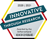 Research and Development Seal 2020