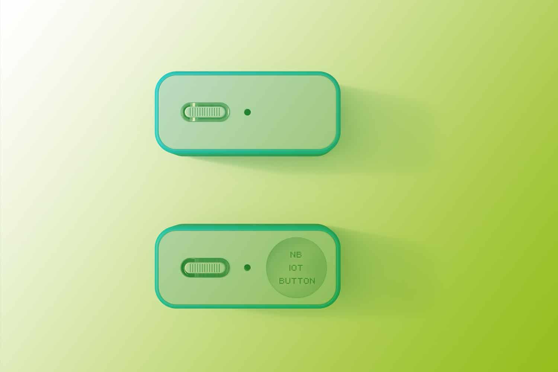 IoT Button mit und ohne Display