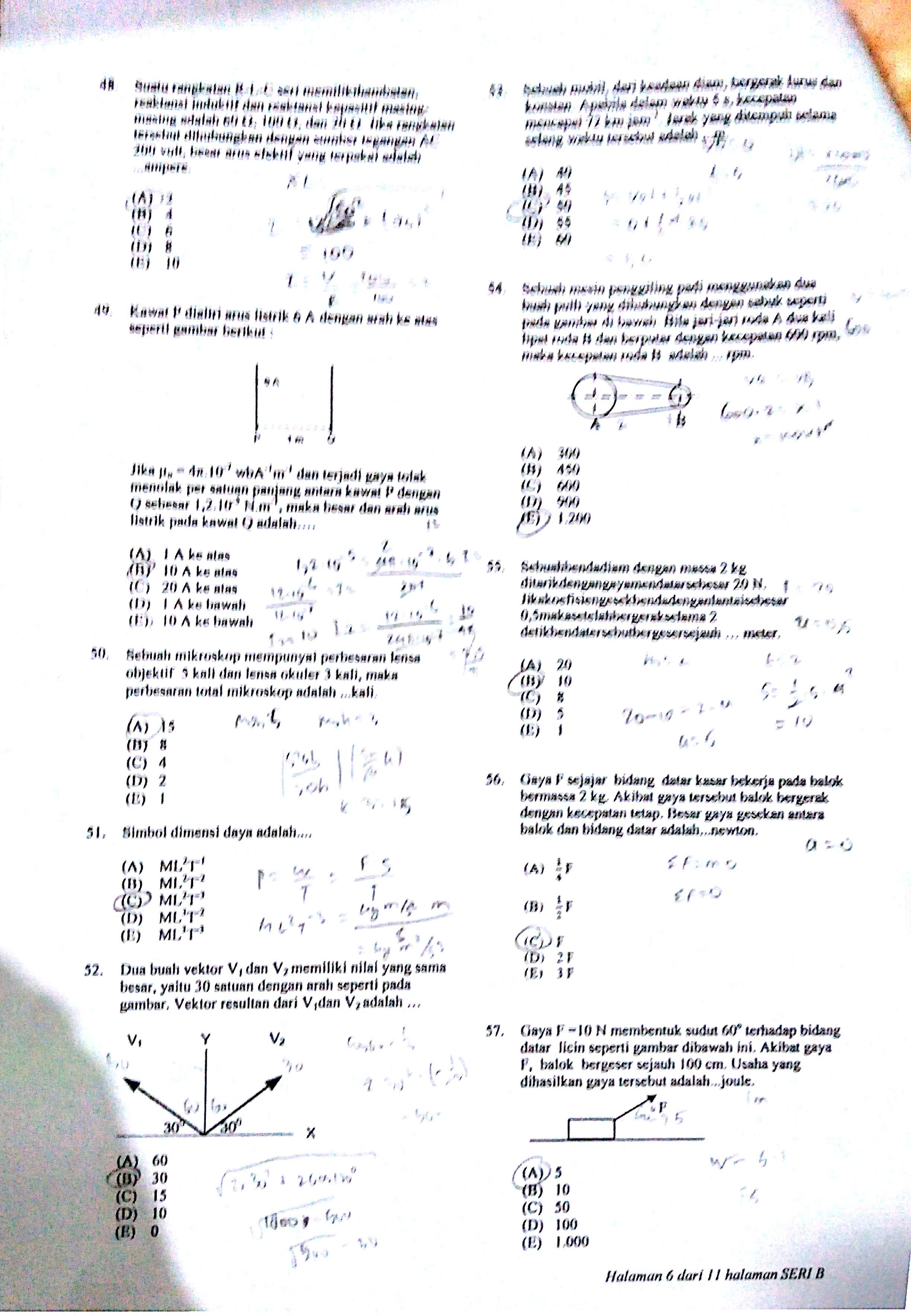 Soal Umpn 2018 : Contoh, Matematika, LatihSiswa
