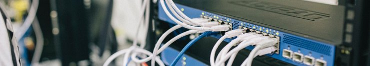 Fibre termination from IP Networks