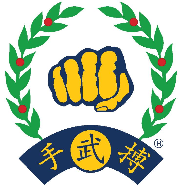 Moo Duk Kwan Fist Retro Style v1b