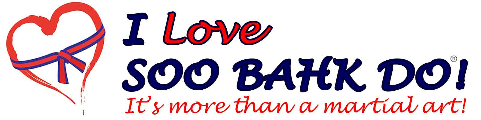 I Love Soo Bahk Do! 1