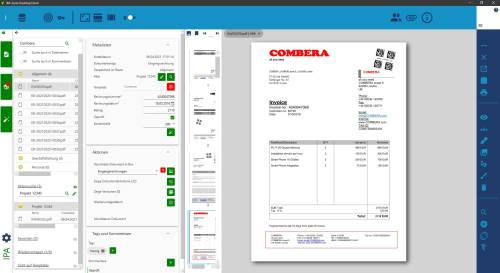 IPA-DesktopClient Screenshot