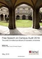 Free speech on campus audit