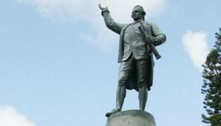 Poll: Mainstream Australians Support Statues Of Captain Cook