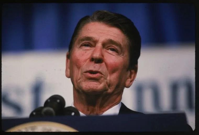 Reagan Rising