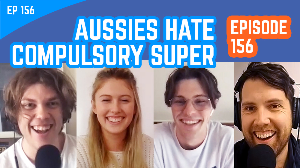 The Young IPA Podcast Ep 156: Aussies Hate Compulsory Super