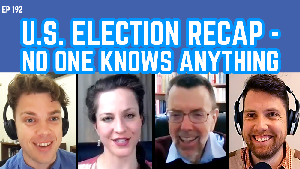The Young IPA Podcast 192: No One Knows Anything – Recapping US Election