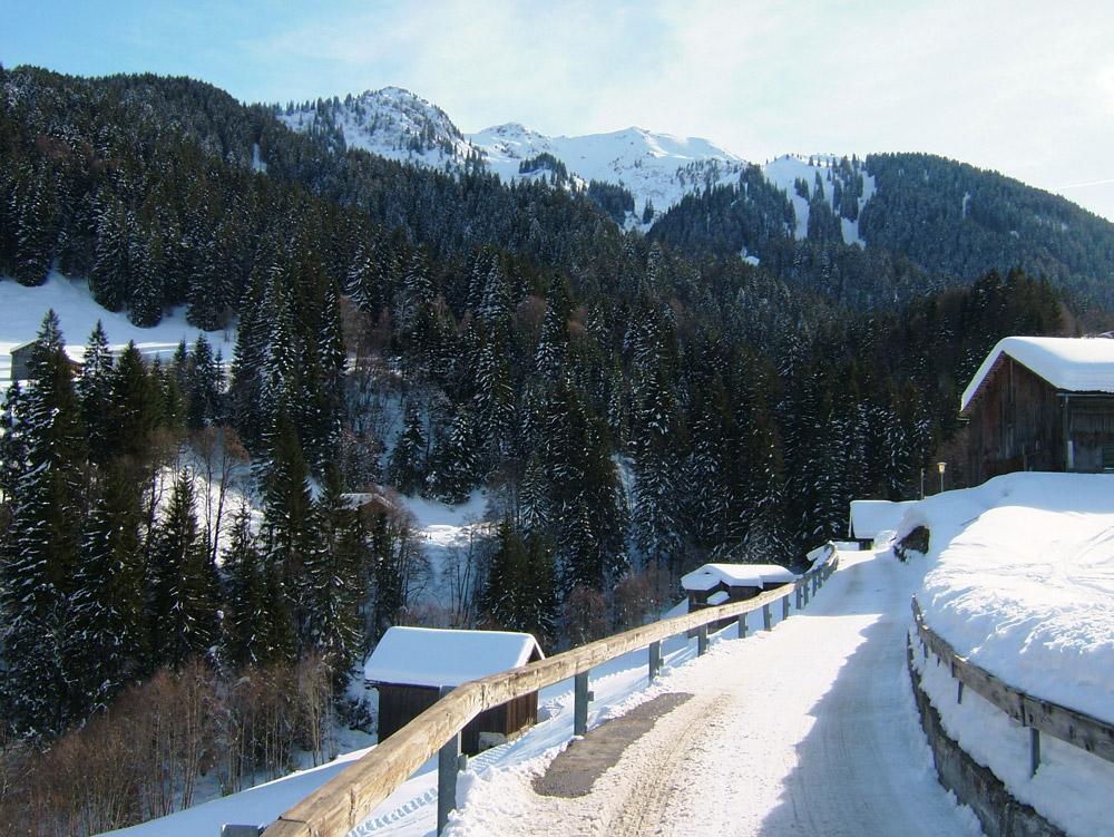 Fondo Escritorio Paisaje Nevada En Cumbre: » Fondo De Pantalla, Paisaje Nevado, Para Refrescar Un