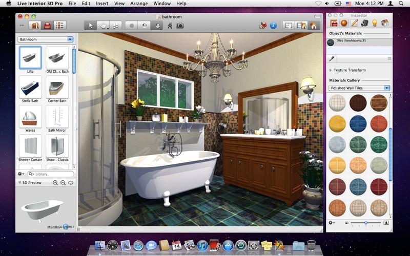 Live interior 3d pro edition dise a el interior de tu for App decoracion