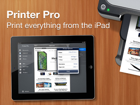 Printer Pro Ipad