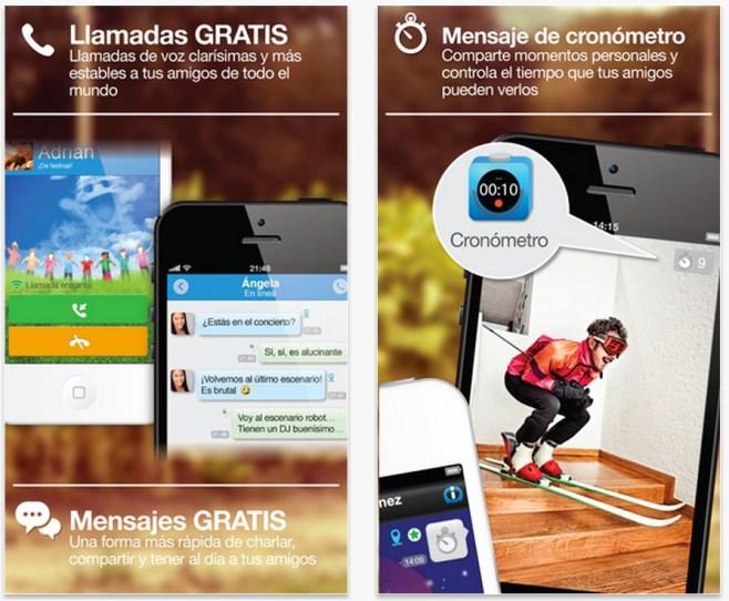 Maaii recibe una nueva actualización, la 2.1 para iOS
