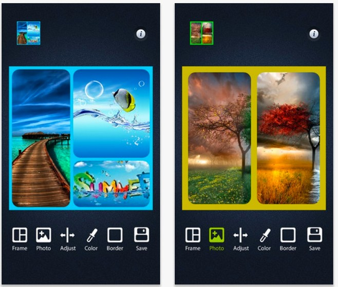 Split Camera Plus, realiza fácilmente collages con tu dispositivo móvil
