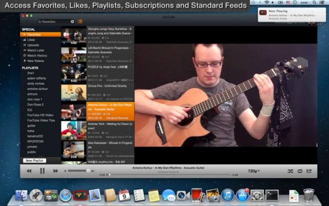 Visualiza todos los videos de YouTube en tu Mac con esta aplicación exclusiva