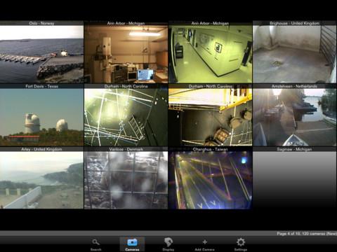 Live Cams Pro, sistema de video vigilancia y más