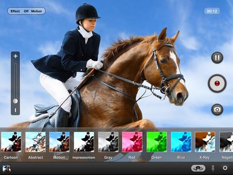 Video Zoom Pro, aplicación para la captura de video hoy gratuita en la App Store