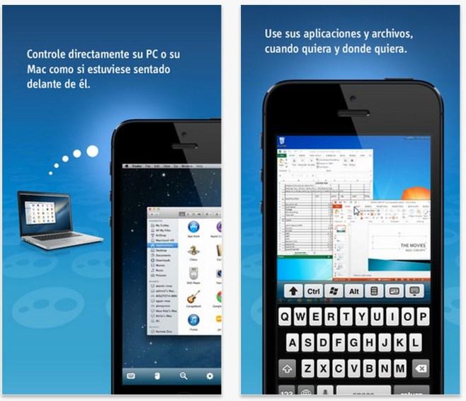 LogMeIn se actualiza en los dispositivos con iOS