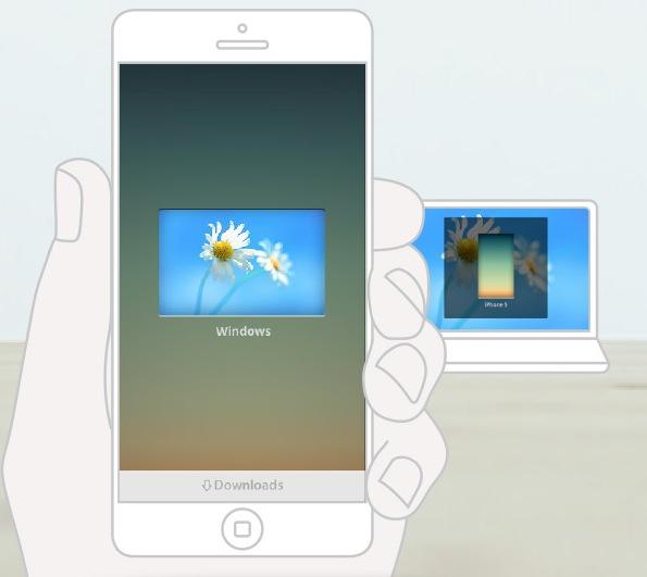 Filedrop, otra aplicación para el intercambio de archivos entre el ordenador y los dispositivos móviles