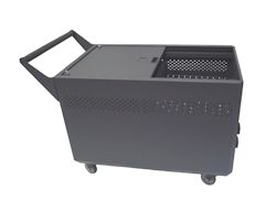 DS-GR-T-L40-SC - Sync and Charge Cart Holds 40 iPads and Tablets