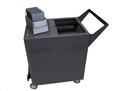 """DS-GR-ST-S32-C - Charging cart for iPad minis and 7"""" tablets"""