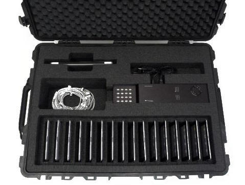 DS-IP-TC-16 - iPad Transport Case for 16 devices