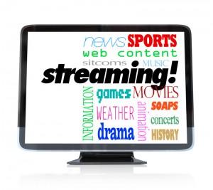 streaming in UK