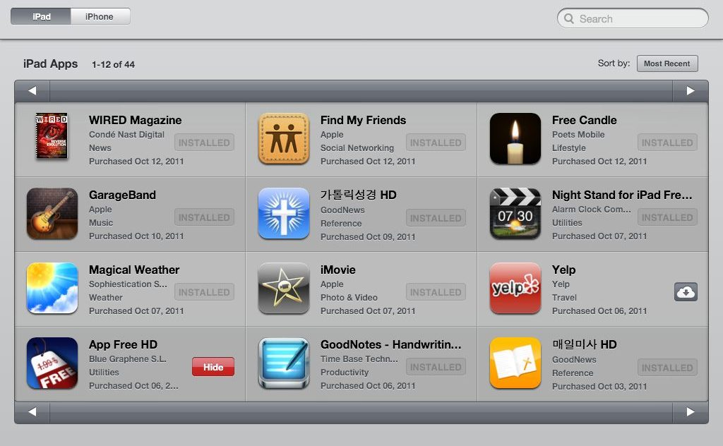 ipad-app-store-purchased-hide-item