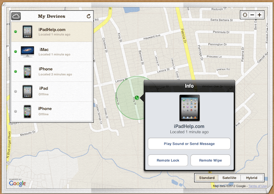 How to recover a lost or stolen iPad