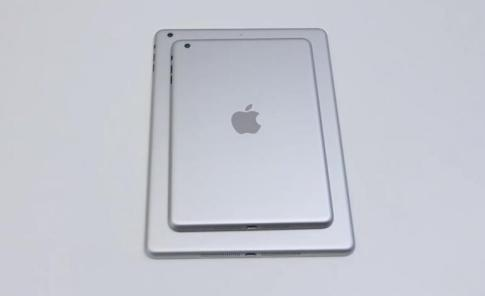 ipad 5 on top ipad mini 2