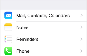 How to Setup Email on iPhone 1