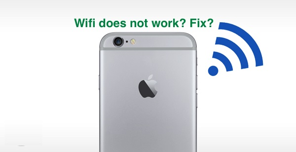 How to fix WiFi problems on iOS 9 on iPhone