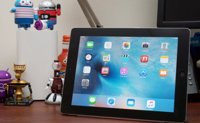 Can I update iOS 9 for iPad 2