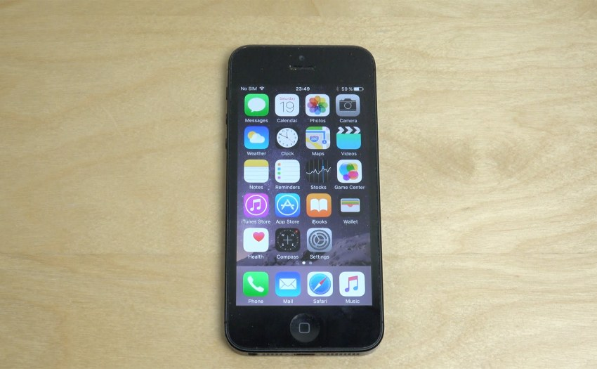 Can I update iPhone 5 to iOS 9