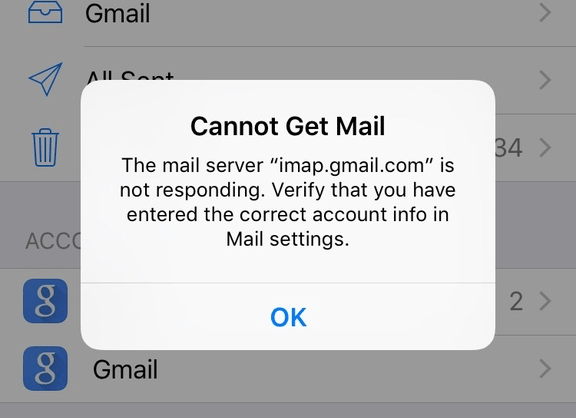 iphone email not working easy solutions to fix gmail not working on iphone 7 plus 3360