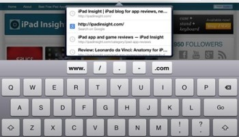 Dolphin Browser for iPad Updated – Adds Save Passwords