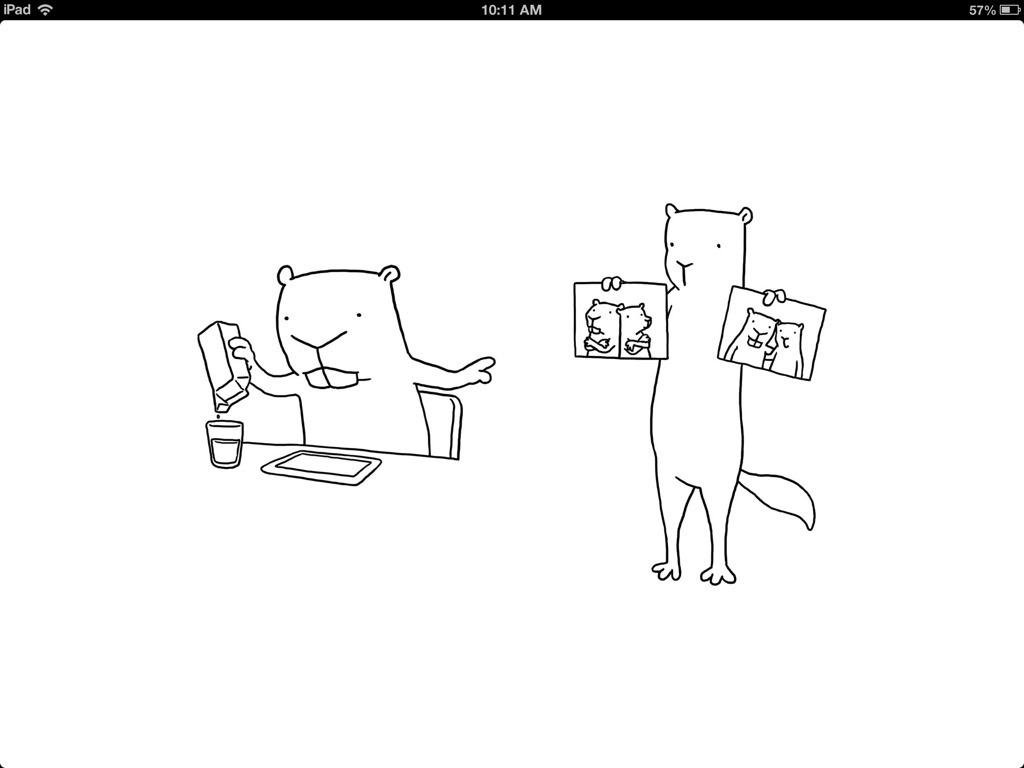 Put That Thing Away: a Humorous Illustrated iBook on Life
