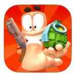 App Storeの「今週のアプリ」は「Worms™ 3」600円→無料