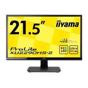 iiyama ディスプレイ モニター XU2290HS-B2