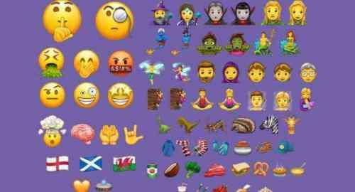 Unicode 10.0 emoji