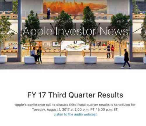 Apple投資家