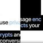 Apple オーストラリア、「iMessageの暗号化」「App Storeのプライバシー」「iPhoneのリサイクル」のPR動画3本を公開!