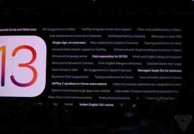 【WWDC 2019】Apple、iOS 13を発表!ダークモードをサポートほか
