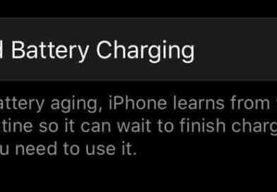 iOS 13、新搭載の「最適化されたバッテリー充電(optimized battery charging)」機能でバッテリーを長持ちさせる!